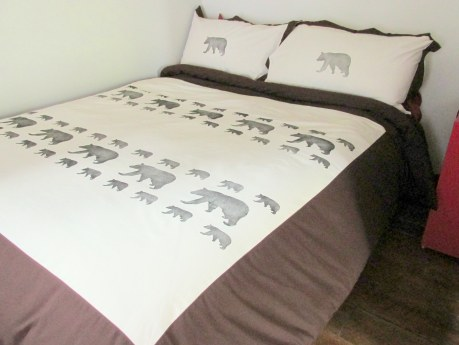 custom duvet cover and pillow shams